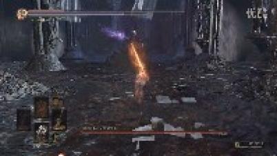 黑暗之魂3 特大剑速杀八周目艾尔德利奇