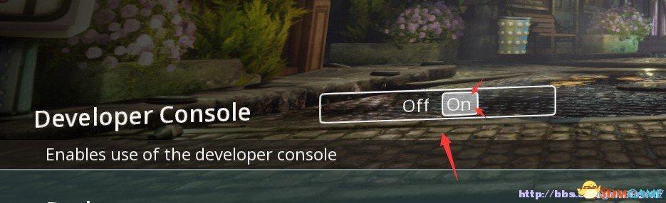 少数幸运儿新版控制台开启方法 新版控制台怎么打开