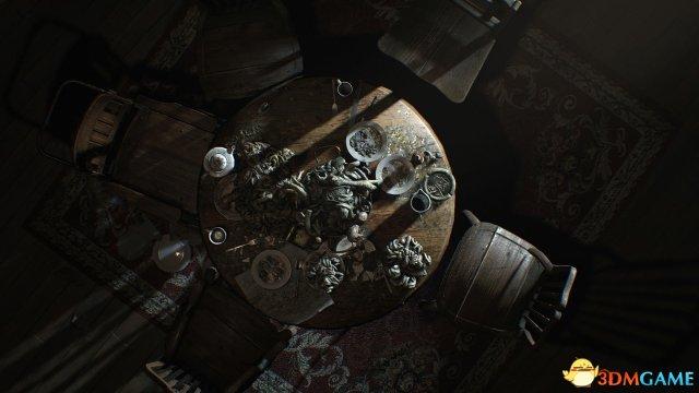 《生化危机7》草药仅是怀旧道具 游戏更加恐怖刺激