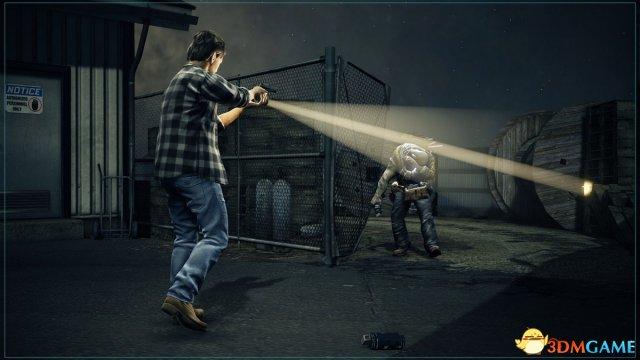 Remedy新作已经有原型 《心灵杀手2》将来会制作