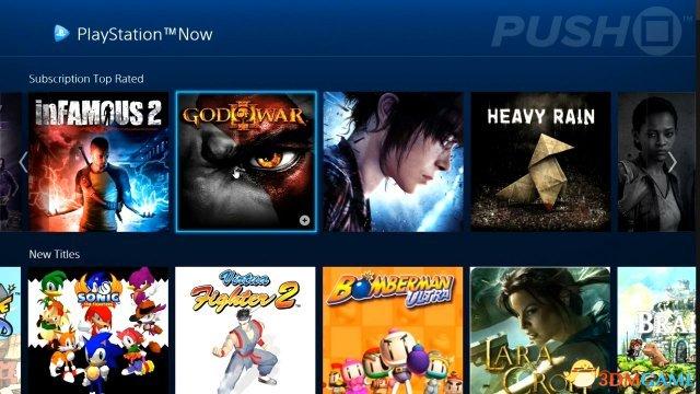 PS Now PC版上手视频体验 不需要高配置就能畅玩