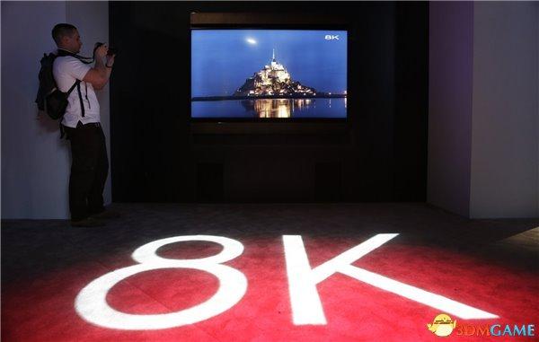 比4K畫面還好 中韓廠商或在今年將量產8K電視面板