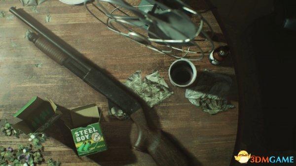 《生化危机7》主角名为Ethan ESRB分级曝光细节