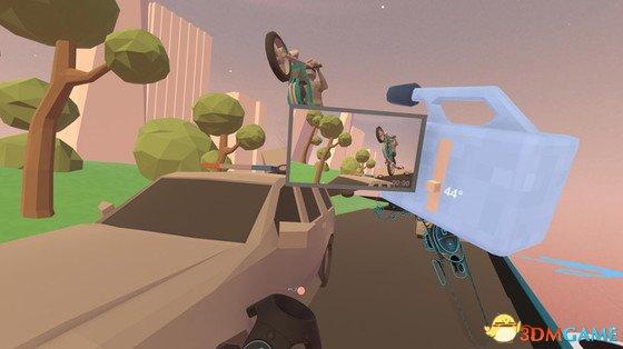 "<b>VR空间里做动画 ""HTC Vive""周末4款最新作公布</b>"