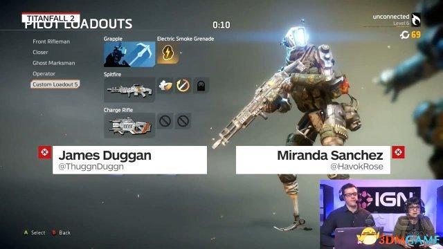 <b>《泰坦陨落2》新地图试玩视频 IGN萌妹子真人出镜</b>