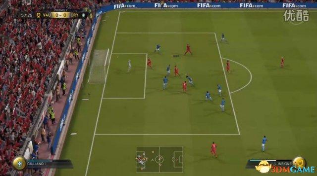 FIFA16提高射门成功率