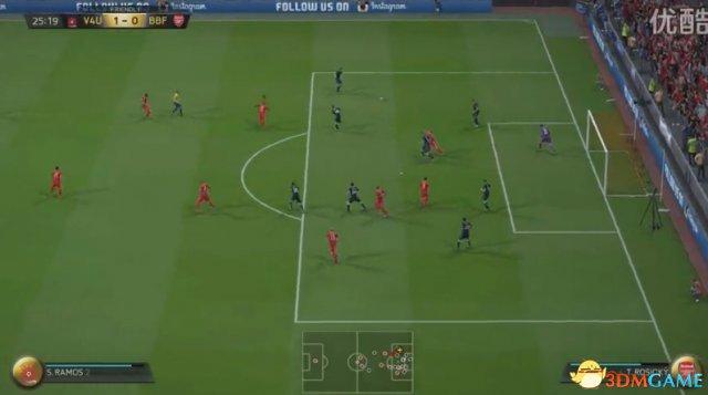 FIFA16进攻提高班视频教程