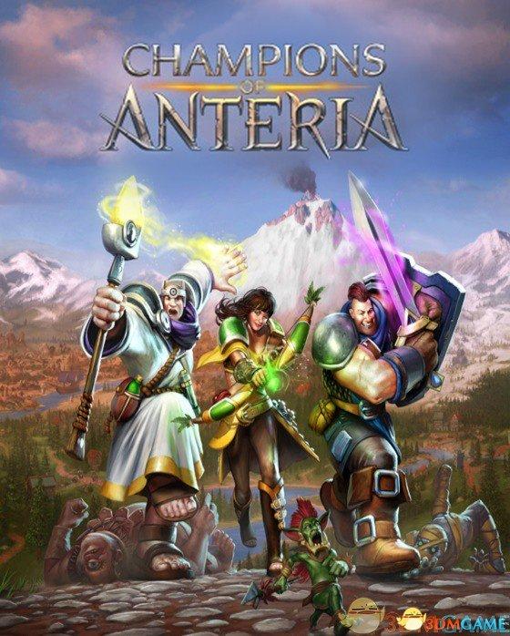 《安特利亚英雄传》3DM免安装中英文正式版分享