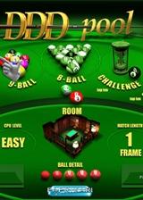 3D台球游戏 英文免安装版
