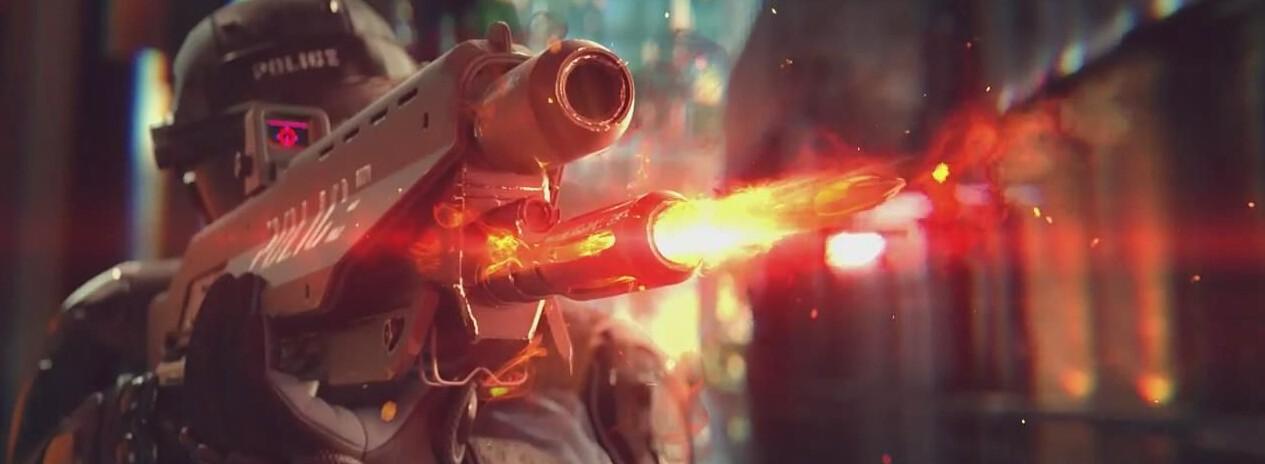 《赛博朋克2077》巨型都市惊人 完美无缝多人体验