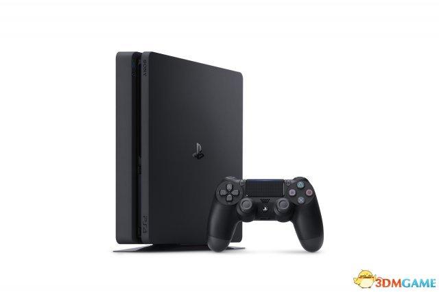 PS4 Slim现场真机高清大图!9月9日抢先上市