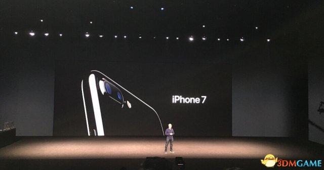 两种摄像头!iphone7新处理器新home键无线耳机