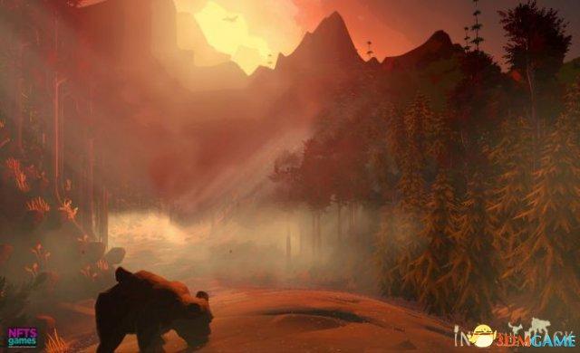 《看火人》第二!疯狂逃离黄石公园《步入黑暗》