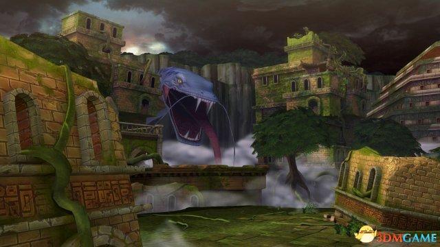 海贼王:燃烧之血熊完美连击一套即死视频教程