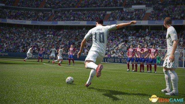 玩家抗议 《FIFA 17》PS3/X360版不包含全部特性