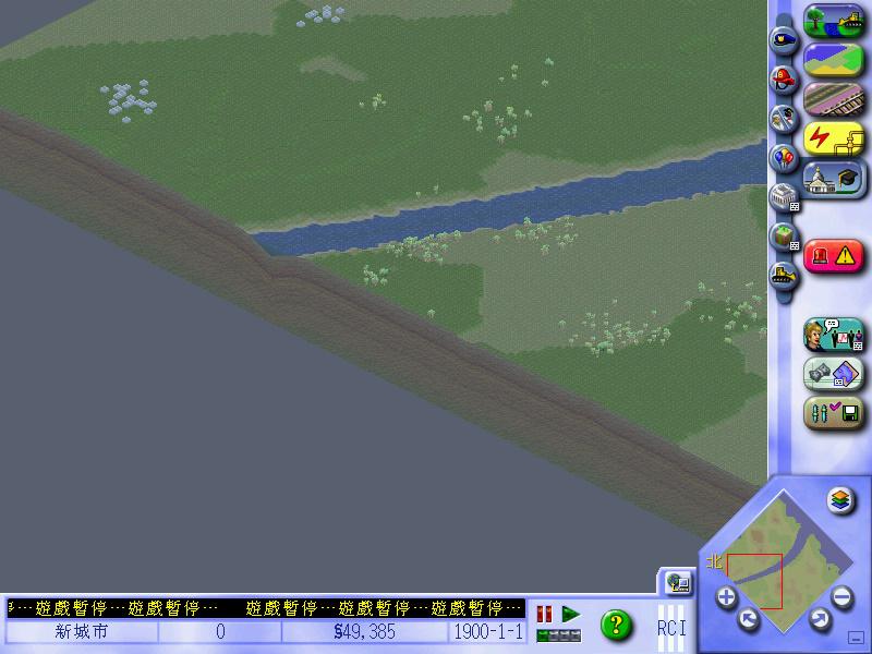 《模拟城市3000》免安装中文版