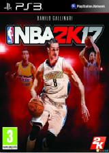 NBA2K17 欧版