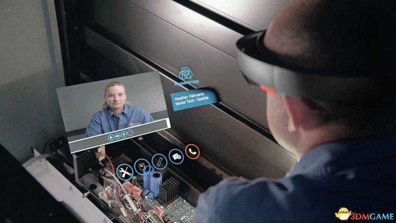 电梯大户豪买两万台微软HoloLens VR/AR势不可挡