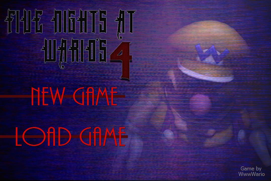 瓦里奥的午夜惊魂4 游戏截图