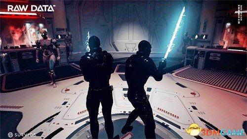 <b>VR产业曙光 Raw Data将成首个月入百万美元VR游戏</b>