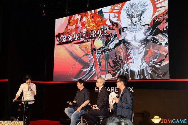 TGS 2019:没有迷宫的RPG《沙加绯红恩典》情报