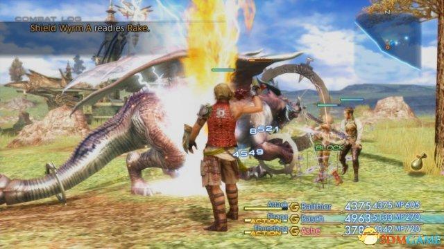 《最终幻想12HD:十二宫世纪》情报 追加大量新内