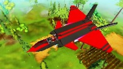 【戴维Sirius】歼20战斗机-《废品机械师》战机之王