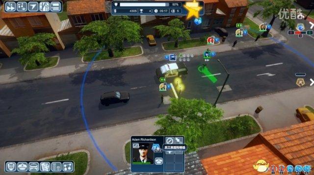 警察战术帝国实况视频 美国剧本教程模式玩法