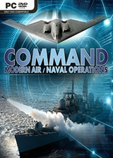 命令:现代海空战 英文免安装版
