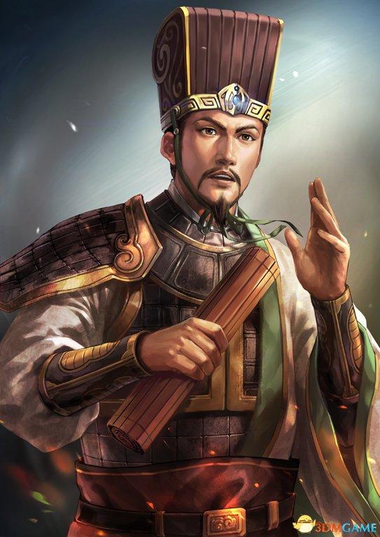 三国志13:威力加强版》最新武将...