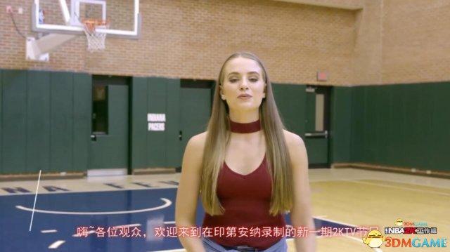 《NBA2KTV》第三期乔治篇 这是绝无仅有的篮球游戏