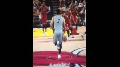 《NBA2K17》晃人