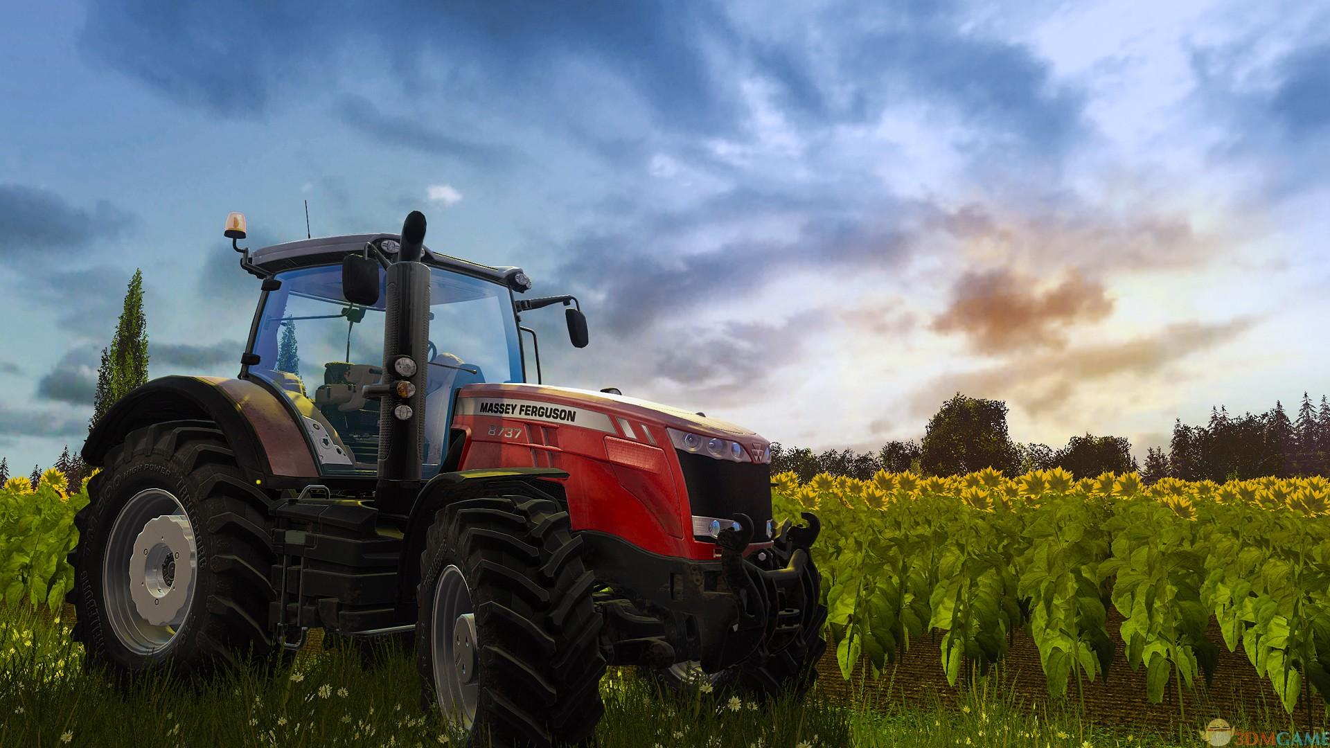 《模拟农场17》免安装中文版