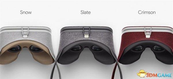 谷歌VR头盔Daydream View发布:做工好还有遥控器