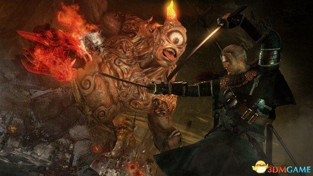<b>《仁王》并非沙盒游戏 跟《黑暗之魂》完全不一样</b>