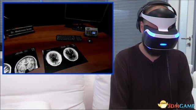演示发布,第一人称VR大作