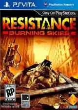 抵抗:燃烧天空 亚版