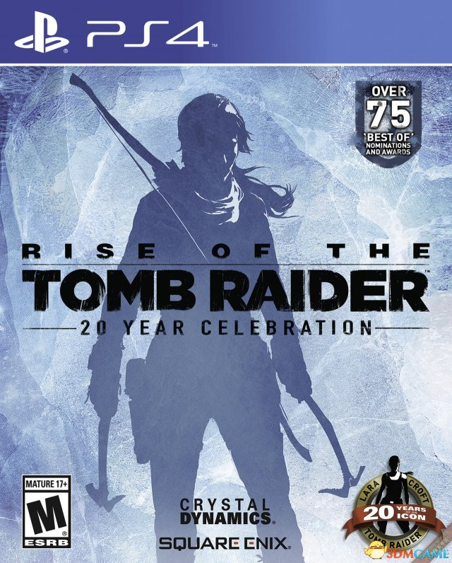 <b>PS4版《古墓丽影:崛起-20周年纪念版》容量曝光</b>