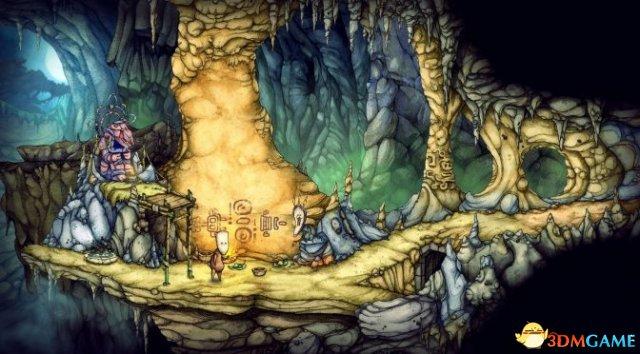 解谜冒险游戏《蜡烛》新截图赏 发售日期正式公布