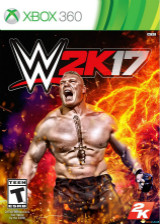 美国职业摔角2K17 全区ISO版