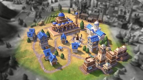 一览文明6中的13种城区建筑 文明6城市资料