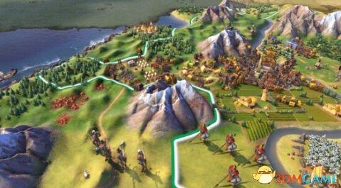 前所未有的亲和力!《文明6》中国文明尤里卡最高