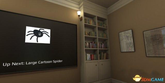 美国男子奇葩创业:做恐怖蜘蛛VR治疗蜘蛛恐惧症