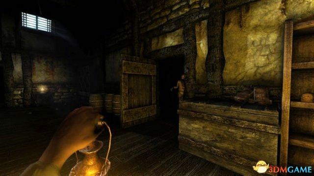 游戏资讯_经典恐怖游戏《失忆症》合集视频 场景吓尿玩家!_3DM单机