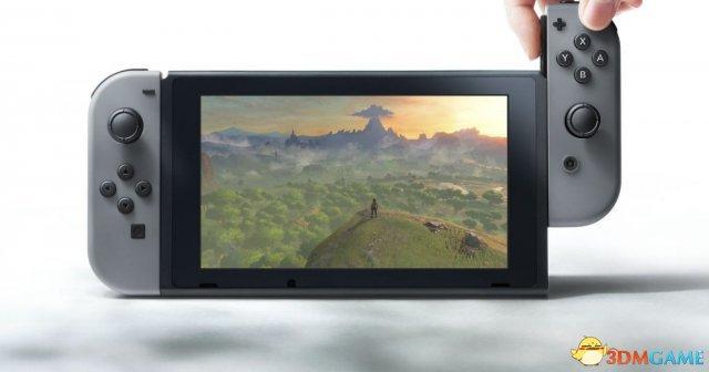 葡萄游戏厅任天堂Nintendo Switch采用制定版Nvidia