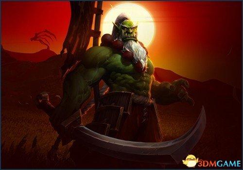 《风暴英雄》新补丁:新英雄剑圣登场 乱斗模式上线
