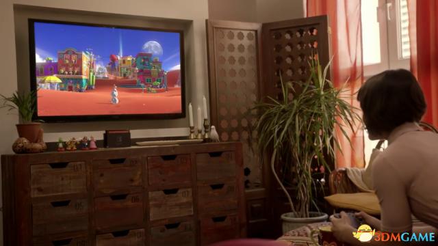 爆料党称全新的3D马里奥游戏将随Switch同步上市