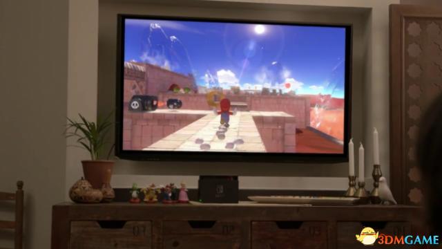 爆料党称全新的3D马里奥游戏将随Switch同步