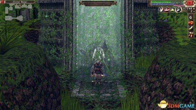 《迷城的国度》11月登陆Steam 别看画面看游戏性