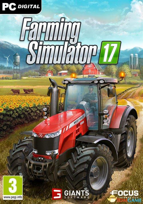<b>《模拟农场17》3DM免安装简体中文未加密版下载</b>